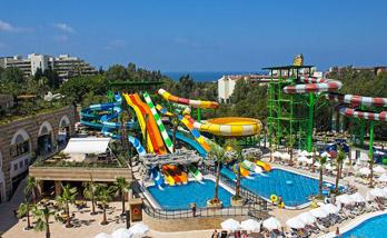 Crystal Sunset Luxury Resort Spa Tez Tour
