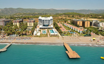 Q Premium Resort - Турция, Алания