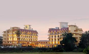Отель Fortune Select Regina 4* Кандолим, Индия — туры
