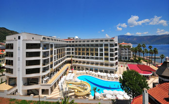 Golden Rock Hotel - Турция, Мармарис